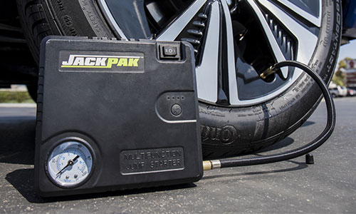 Built-In Portable Air Compressor
